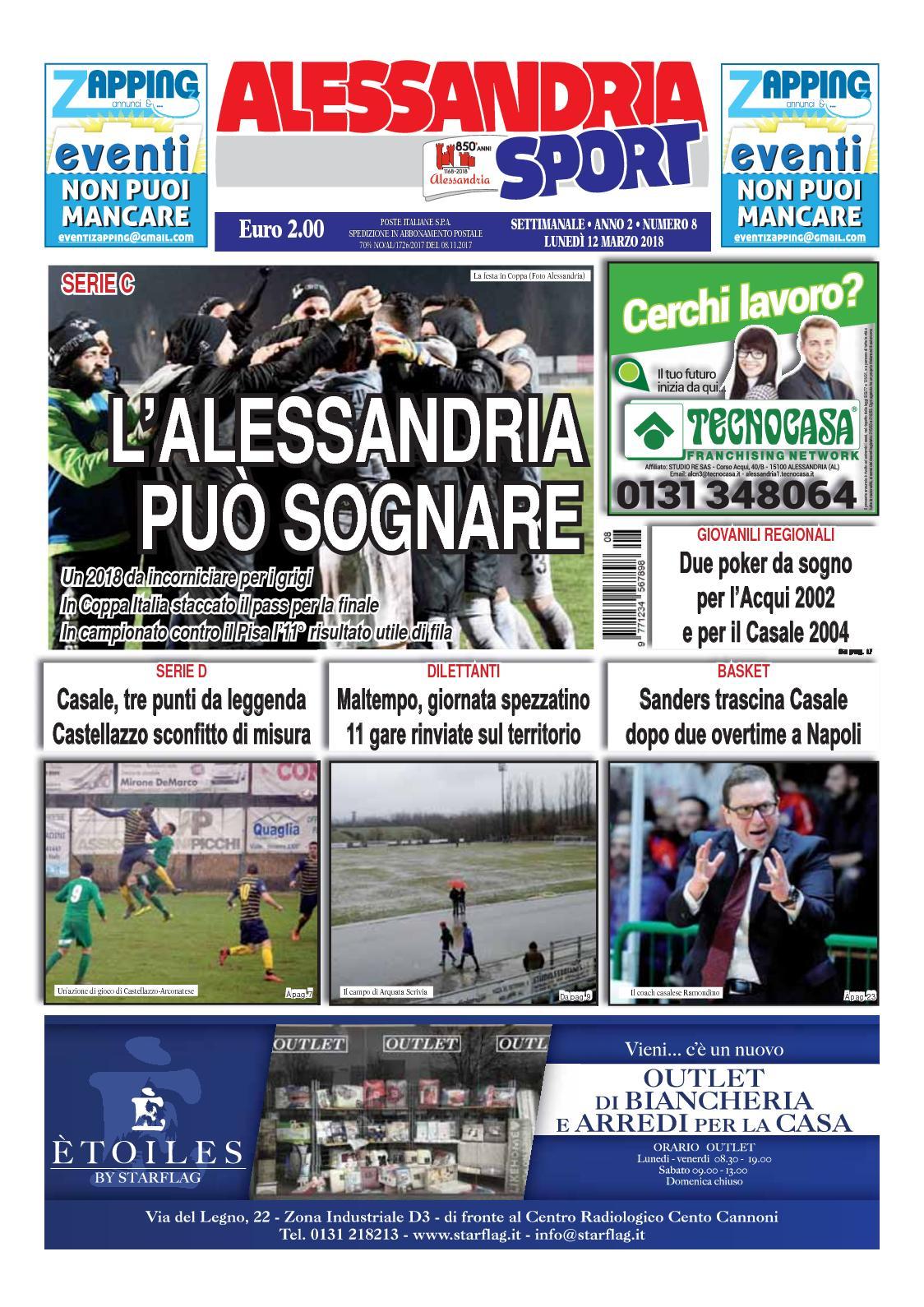 aa7a856b9 Calaméo - 2018 Alessandria Sport 08