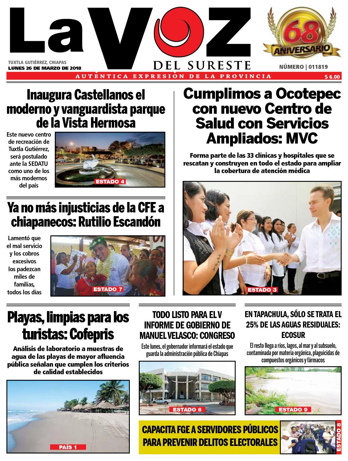 Calaméo - Diario La Voz del Sureste c23606779bf4e