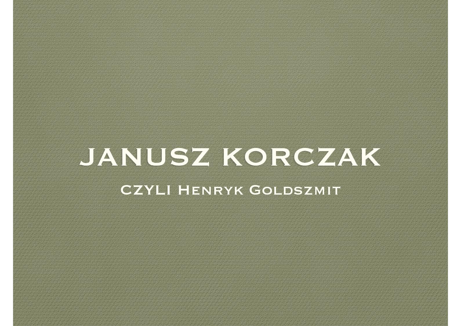 Calaméo Korczak Agata W