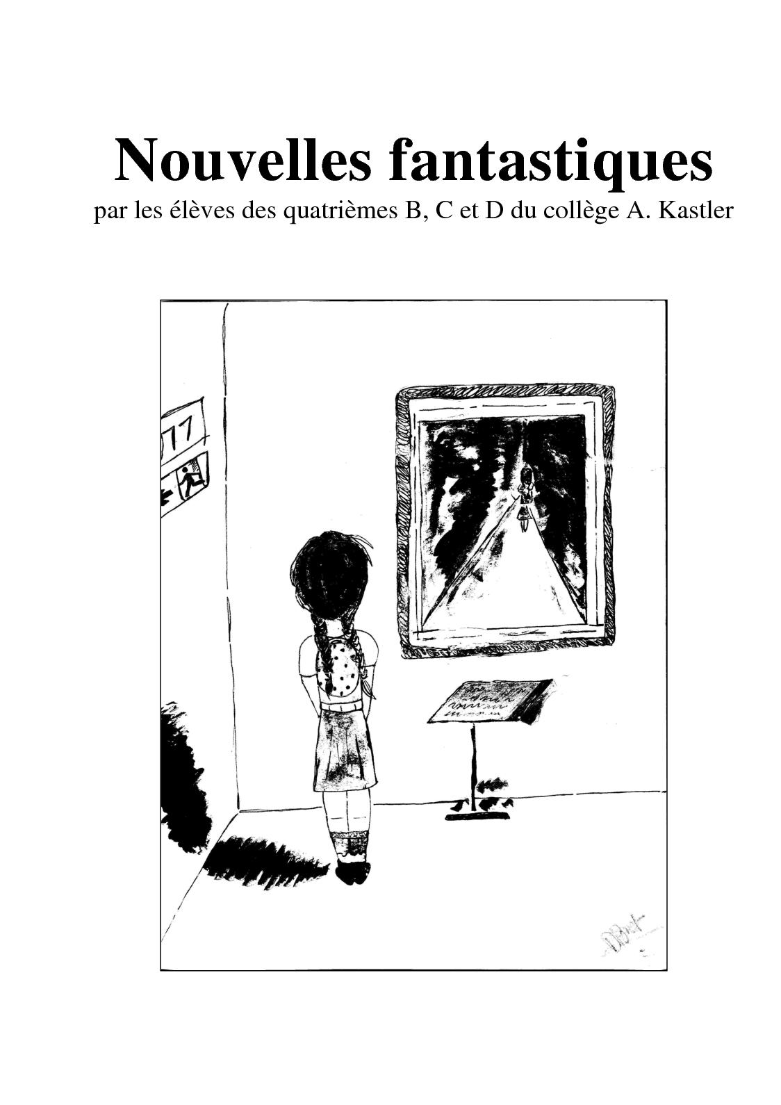 Calaméo Kastler Fantastiques Collège Alfred Nouvelles dxhstQrC