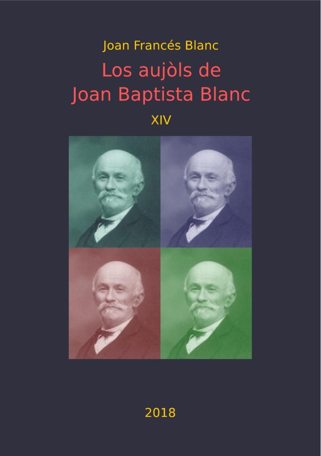 Calaméo Joan Francés Blanc Los Aujòls De Joan Baptista Blanc Xiv