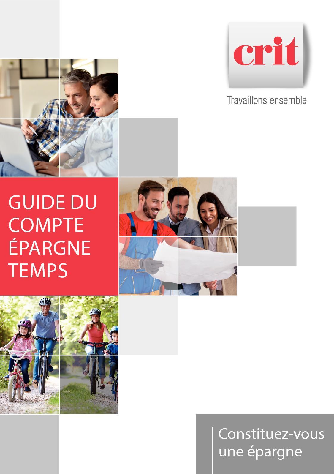 Calameo Le Compte Epargne Temps Avec Crit Version 2018