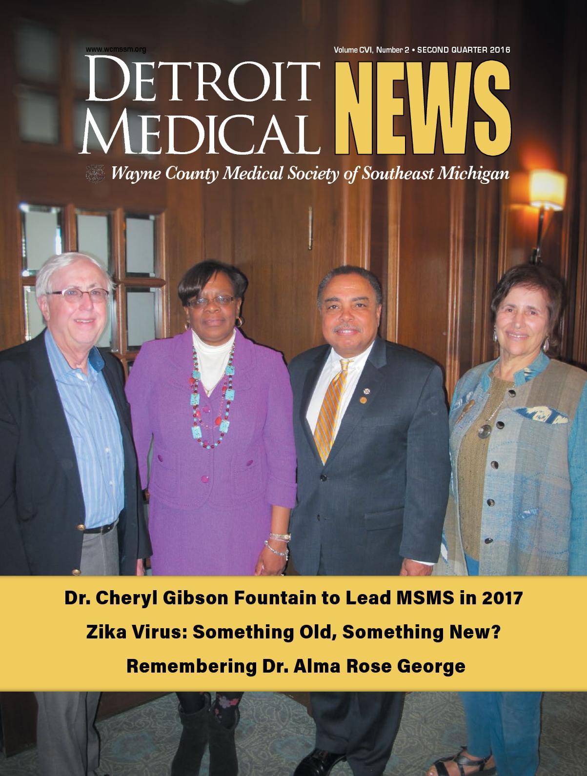 Calaméo - Detroit Medical News Q2 2016