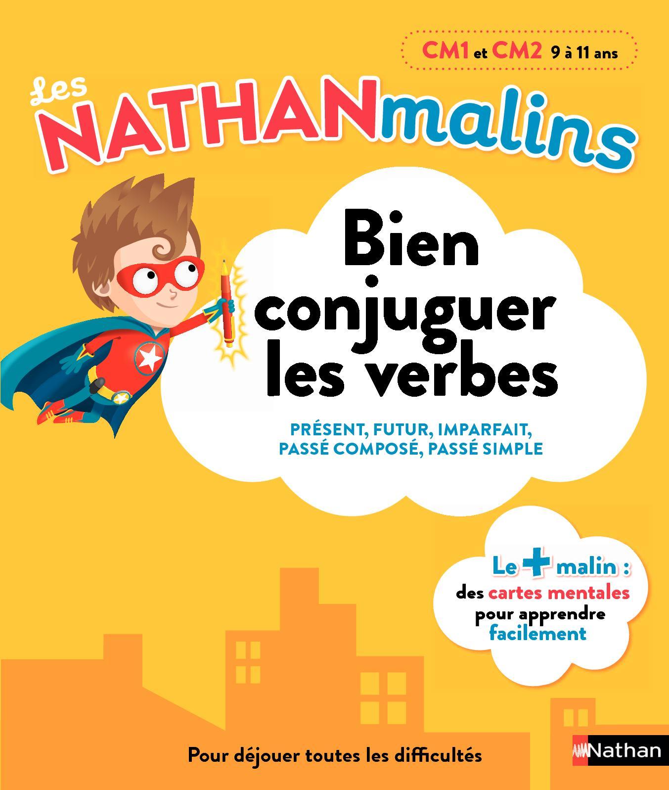 Calameo Nathan Malins Bien Conjuguer Les Verbes Extrait