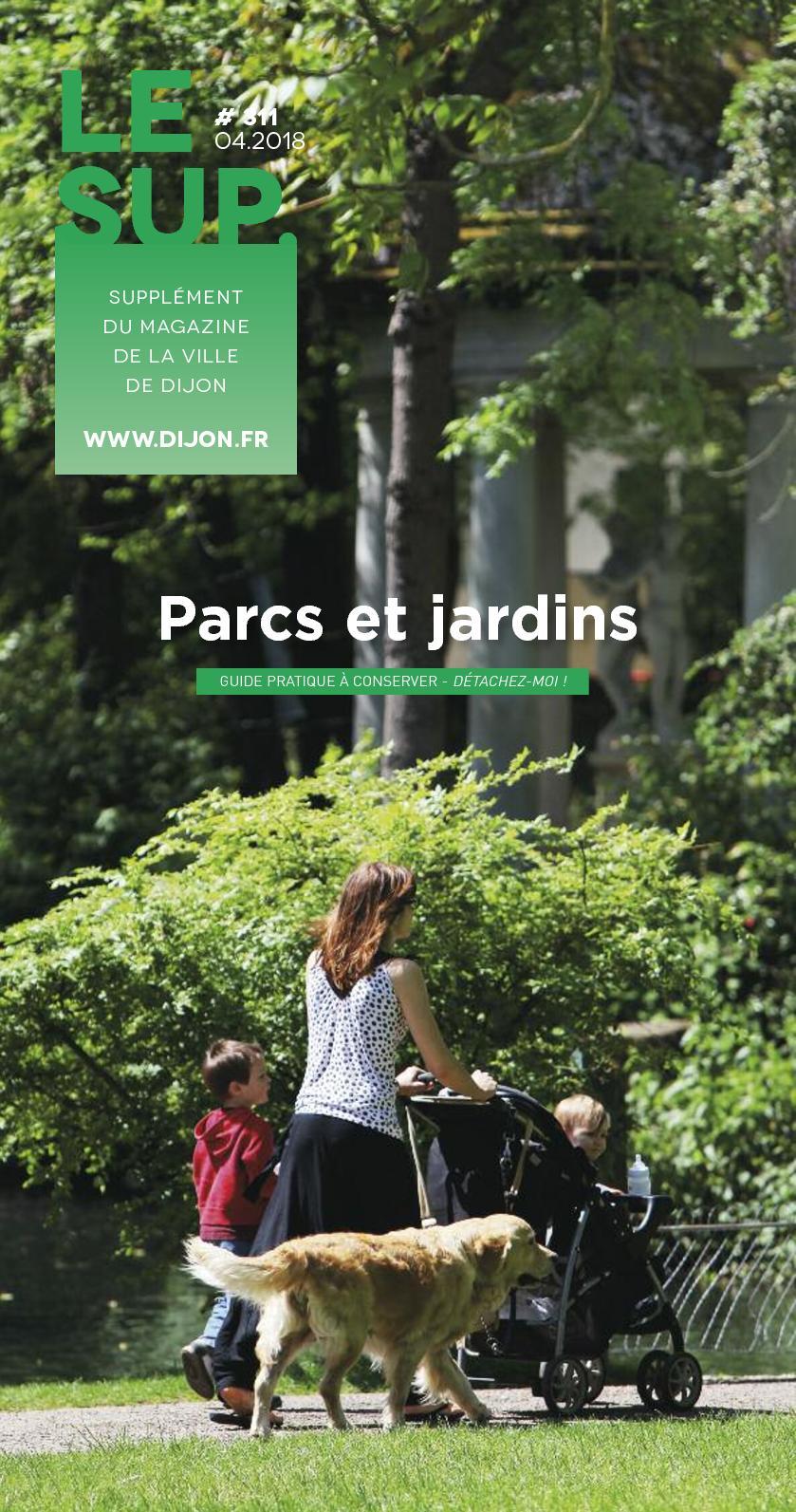 37 Quai Gauthey Dijon calaméo - dijon mag 311 supp parc et jardins-avril 2018
