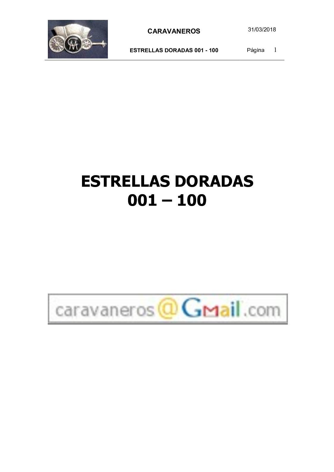 Calaméo Estrellas Doradas 001 100
