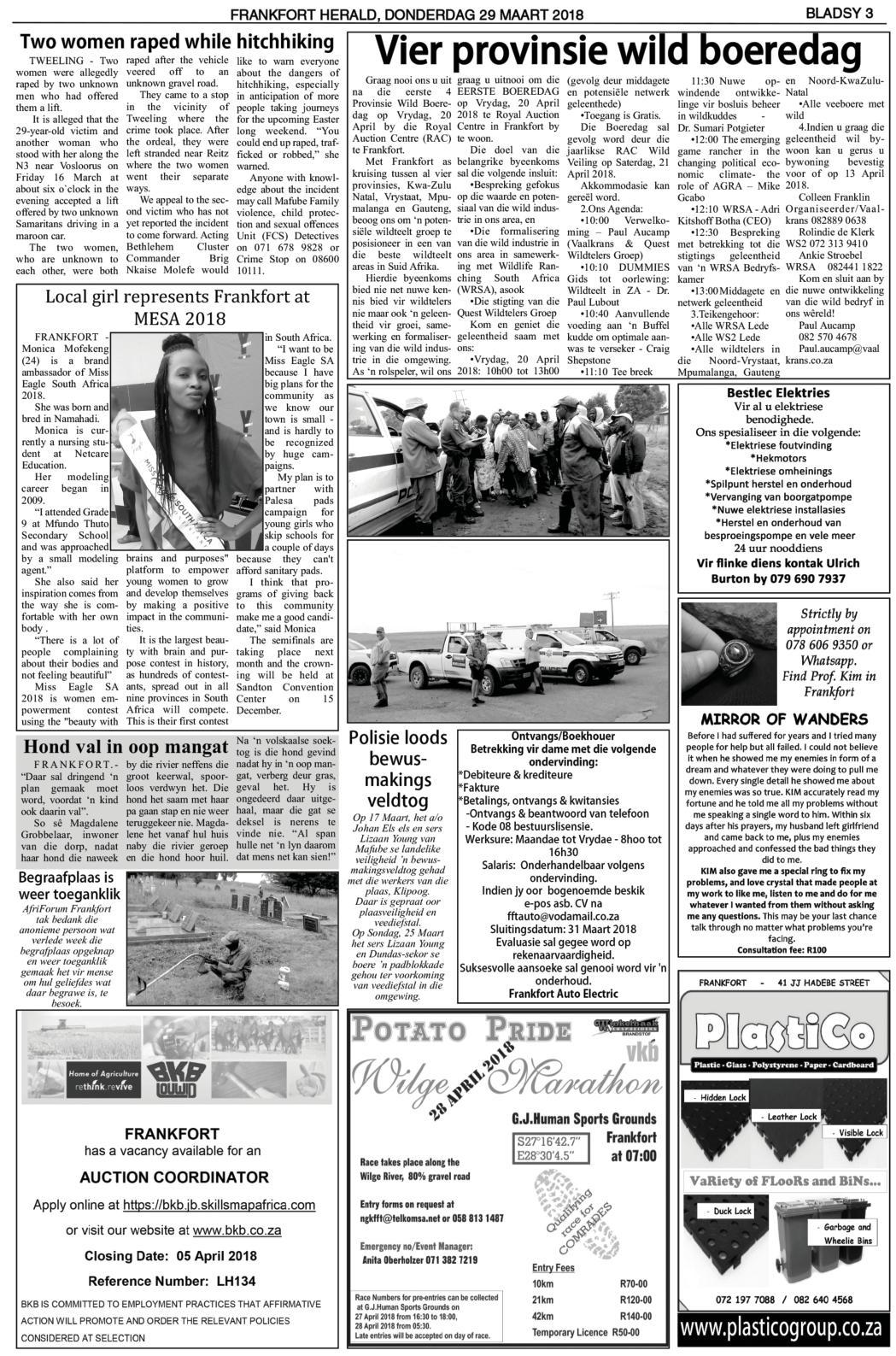 Frankfort Herald 28 Maart 2018 - CALAMEO Downloader