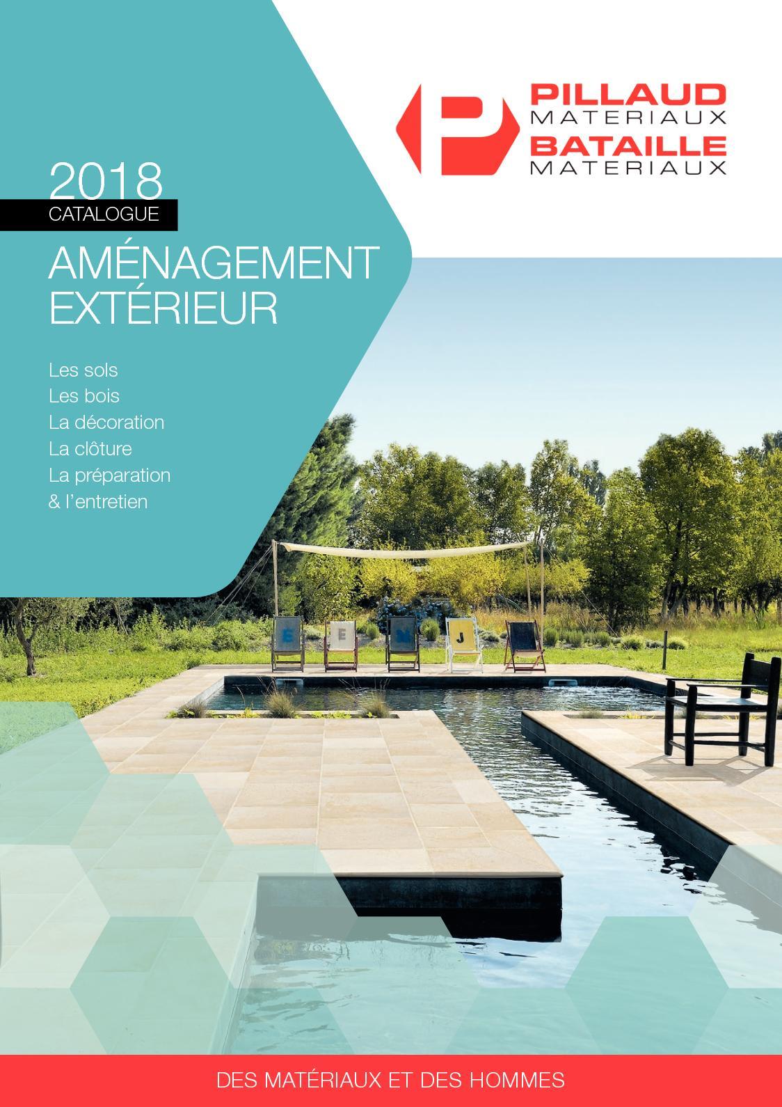 Calaméo Catalogue Aménagement Extérieur 2018