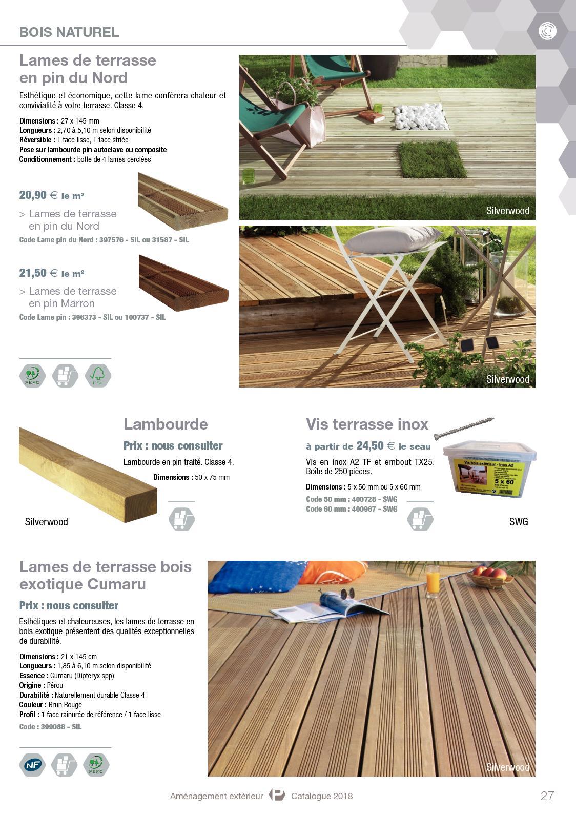 Catalogue Aménagement Extérieur 2018 Calameo Downloader