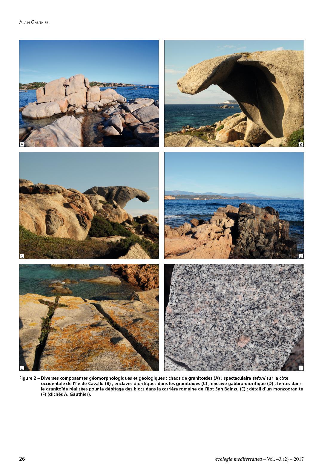 3970696c3a82 Ecologia mediterranea Vol. 43 (2) – 2017 - CALAMEO Downloader