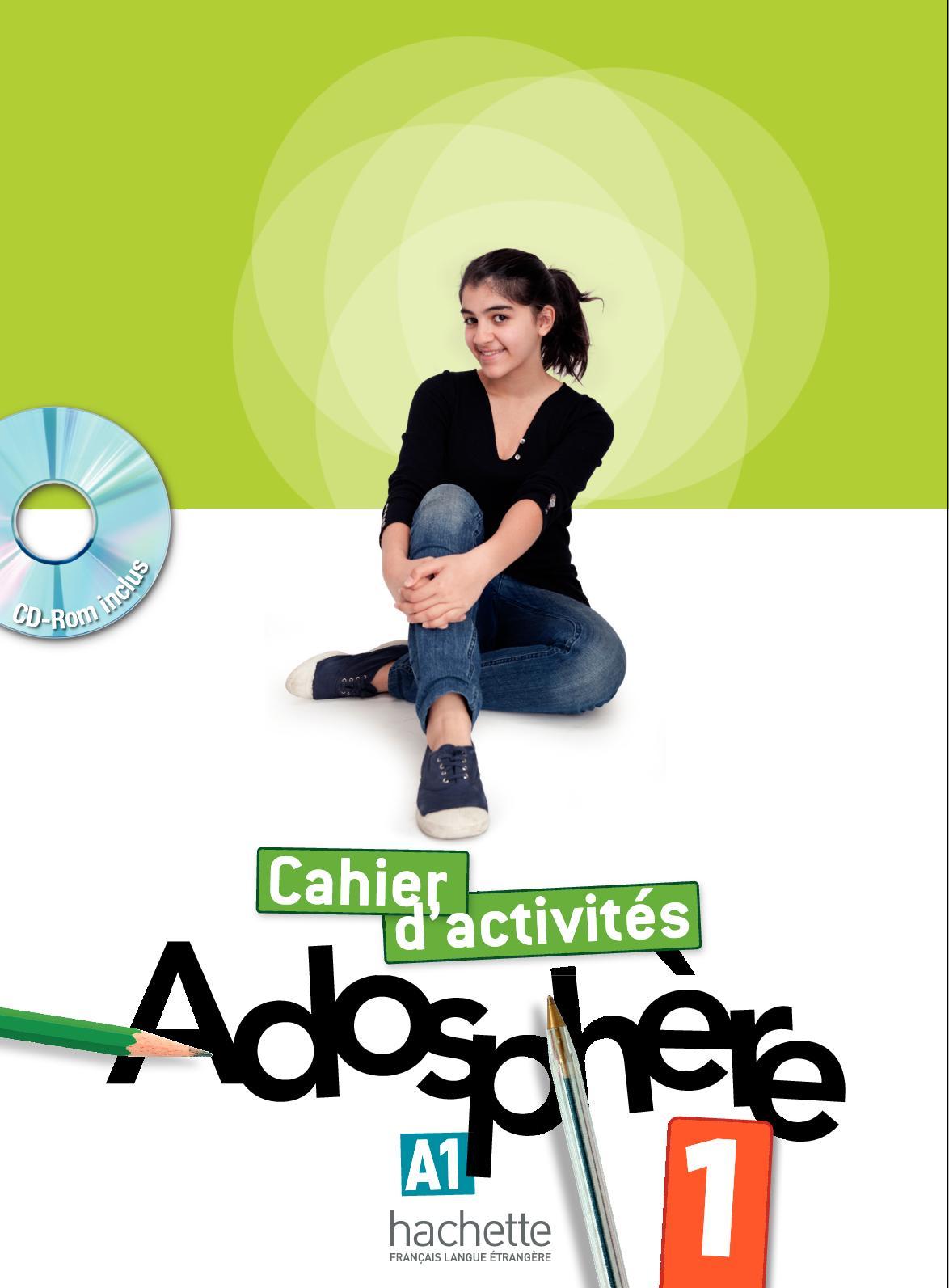 Extrait cahier d'activités Adosphère 1