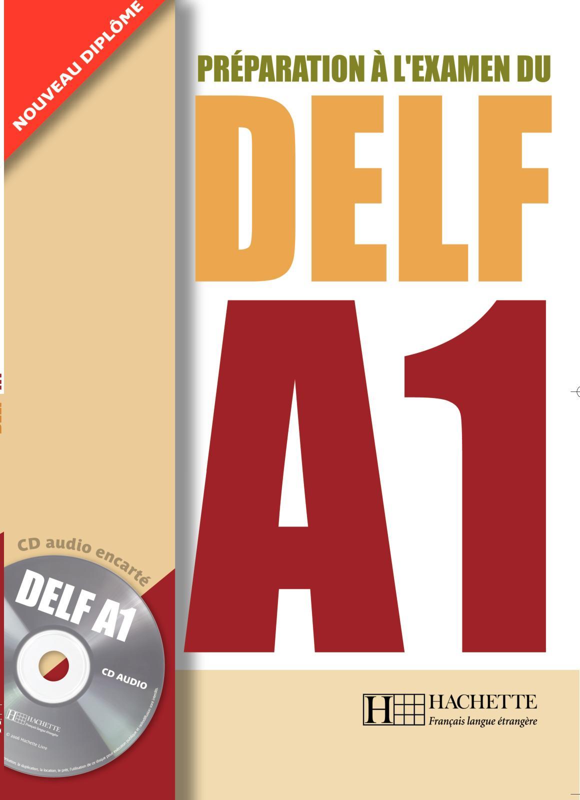 Calaméo - Extrait Delf A1