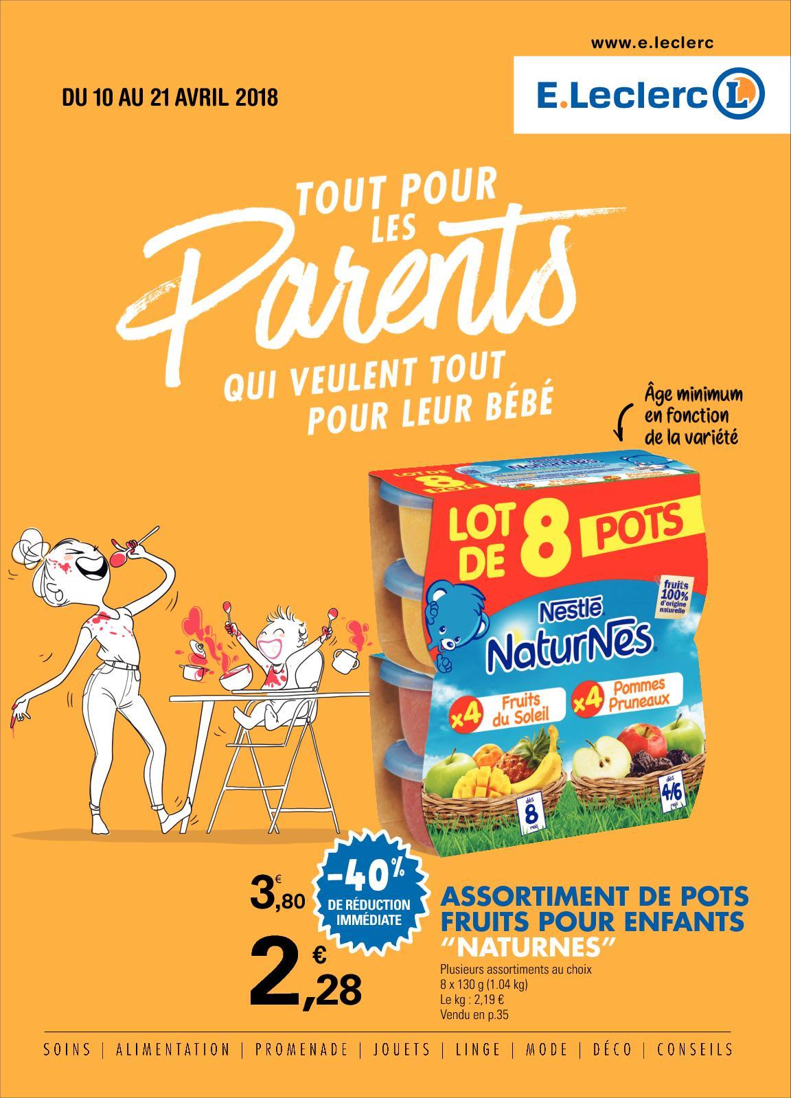 Calaméo Catalogue Tout Pour Les Parents Qui Veulent Tous