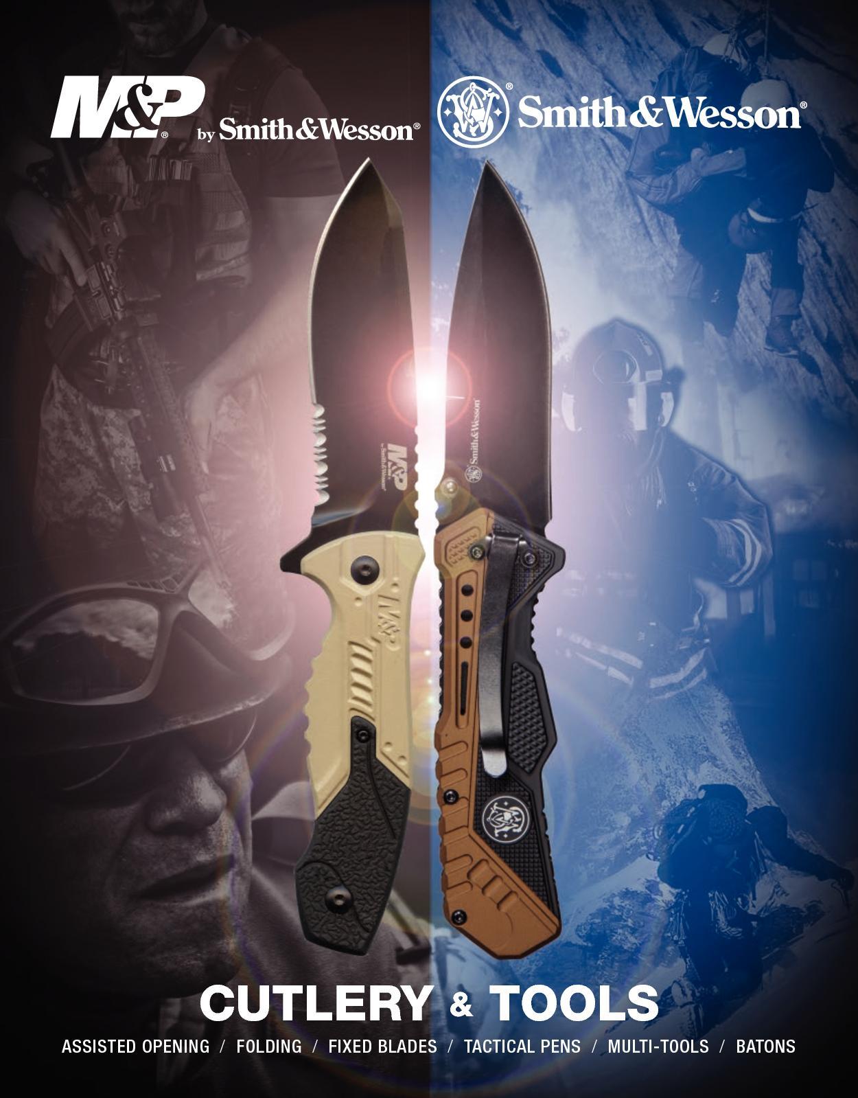 Smith /& Wesson Extreme Ops Tanto Folder Plain Edge w// Clip CK13T