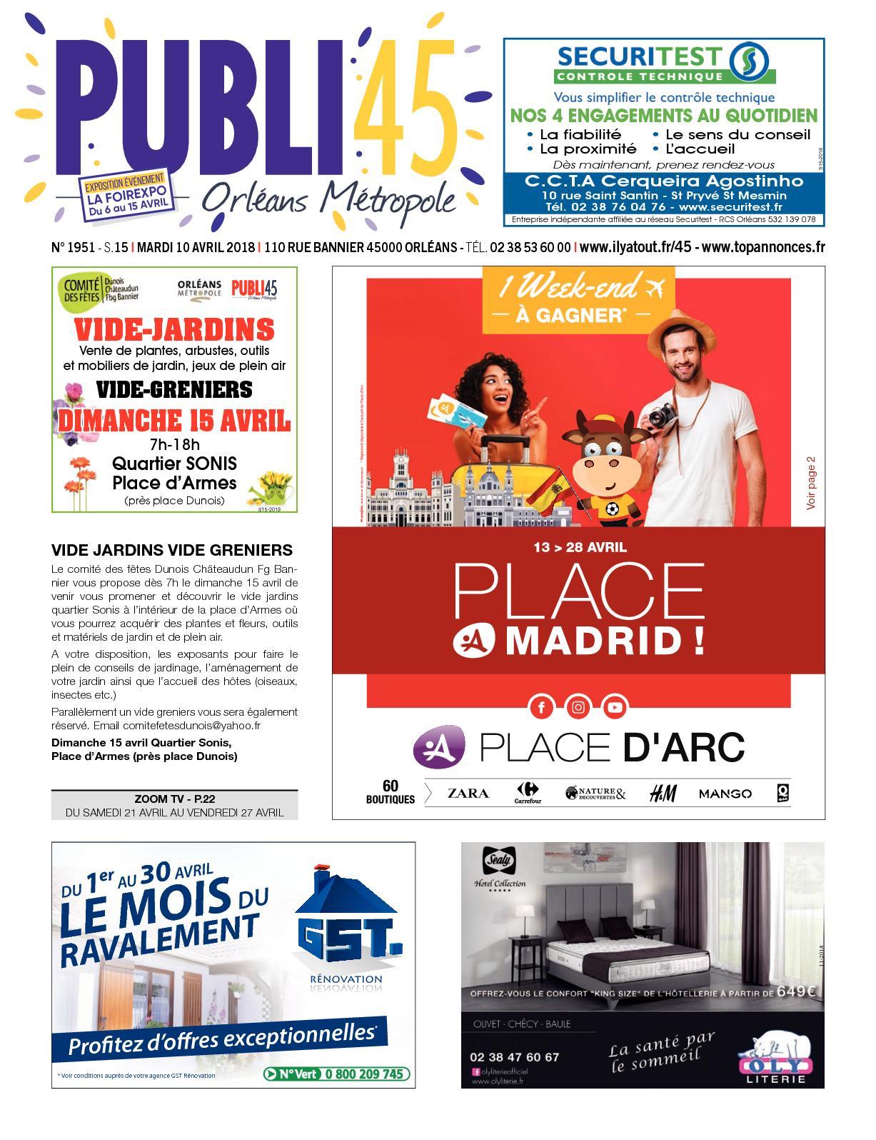 Envia Cuisine Fleury Les Aubrais calaméo - publi 45 s152018