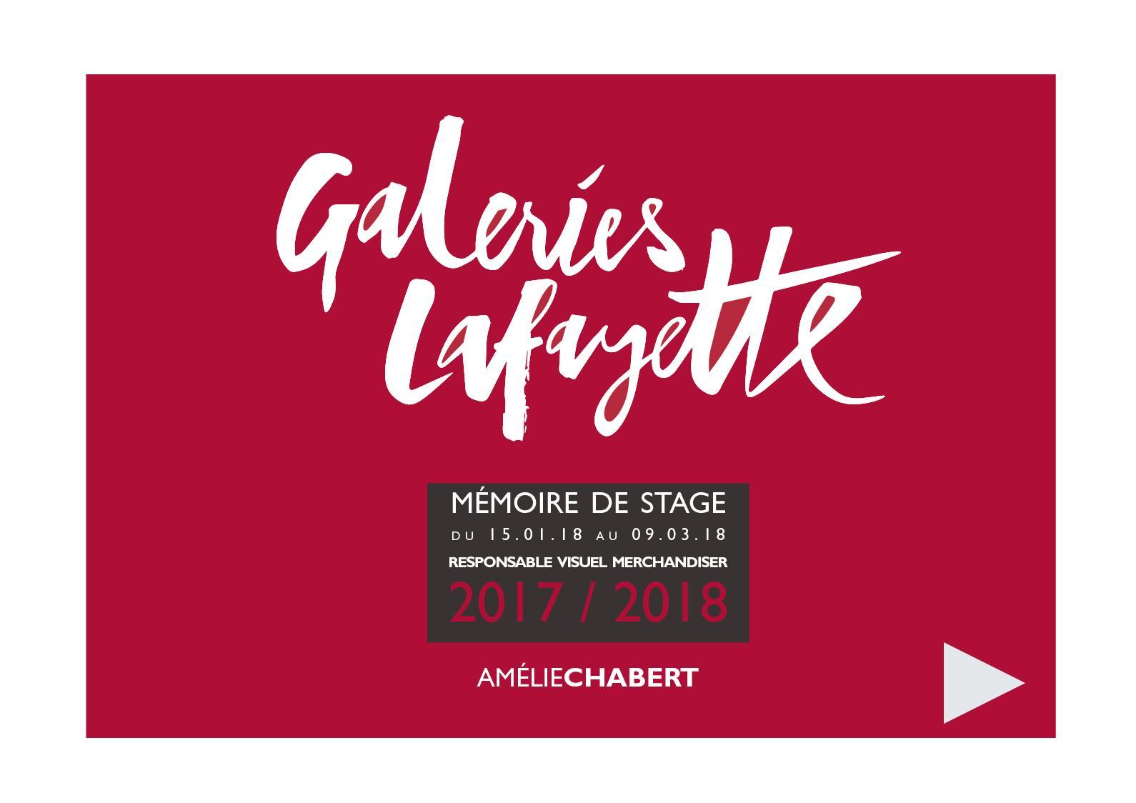 Calaméo Calaméo Mémoire Galeries Stage Mémoire Lafayette bY6f7gy