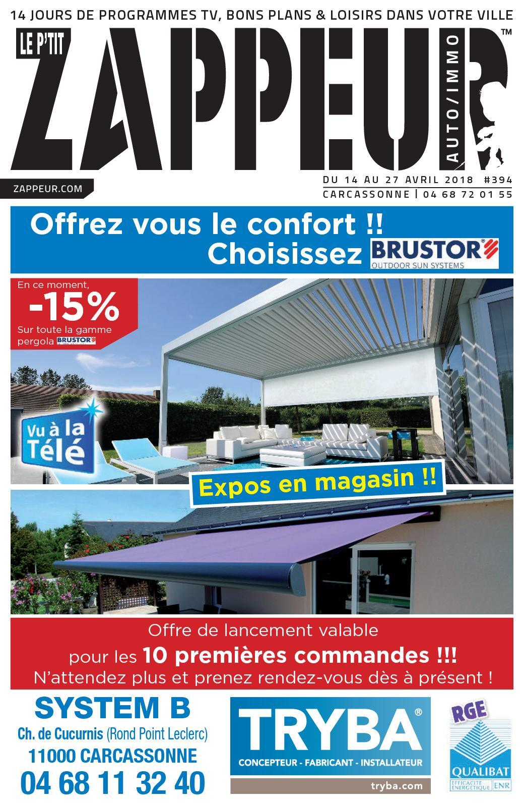 good service new images of competitive price Calaméo - Le P'tit Zappeur - carcassonne #394