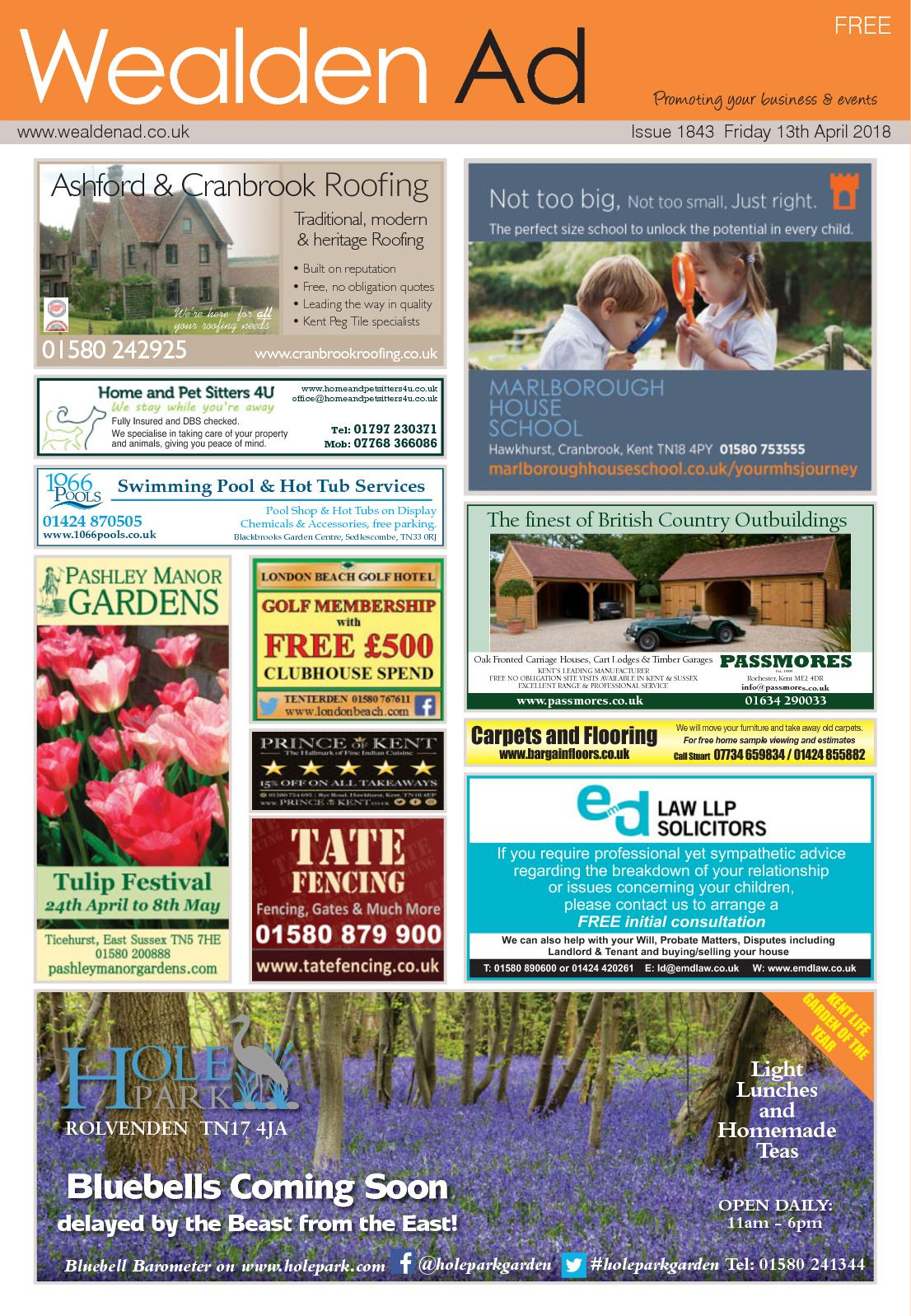 Lilley Tile And Stone Llp calaméo - wealden ad 13/4/2018