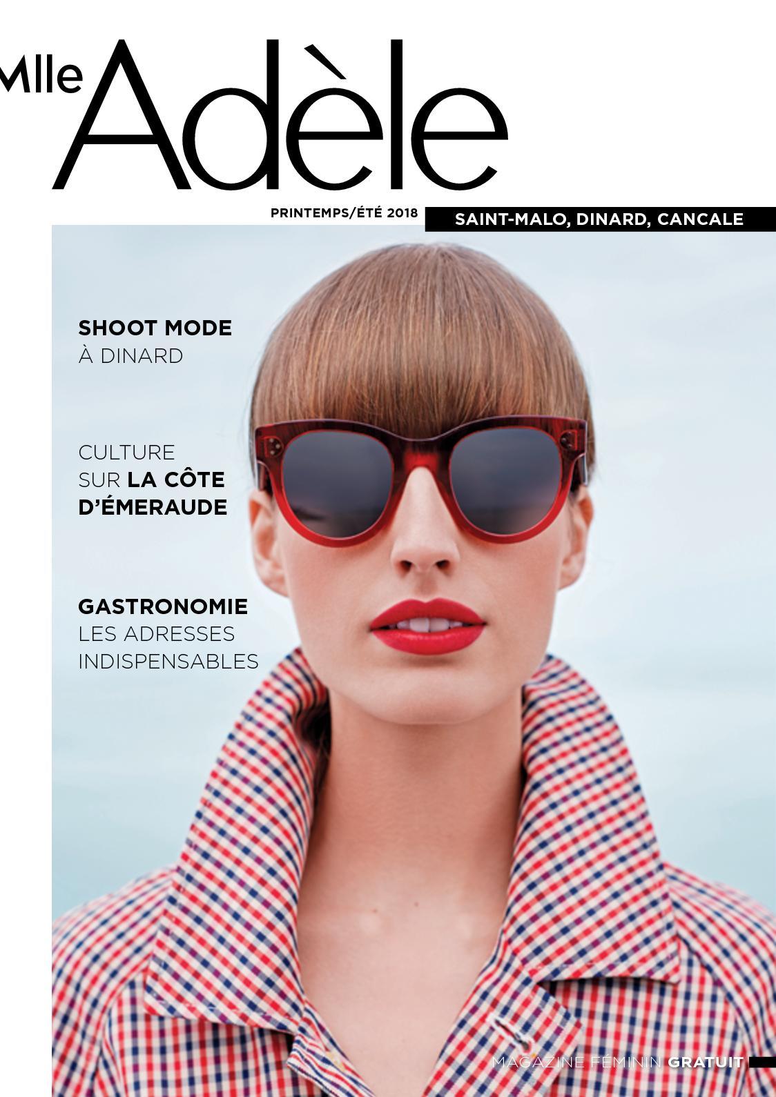 Côte Magazine D'emeraude N°9 Adèle Mlle Calaméo P8vOmNwyn0