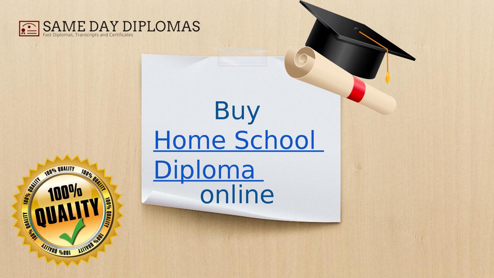 Calameo Home School Diploma