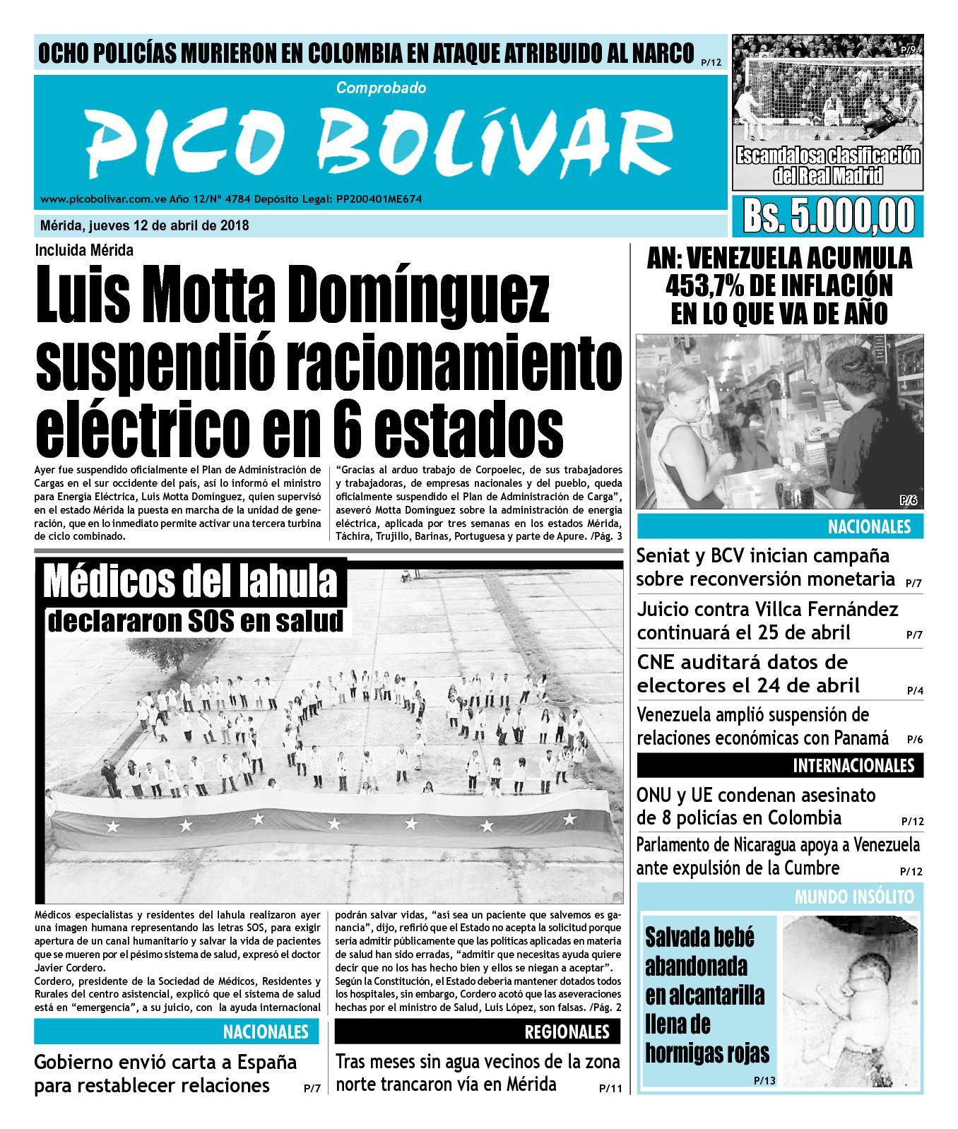 Calaméo - Diario 12 04 2018 030a96b0b7117