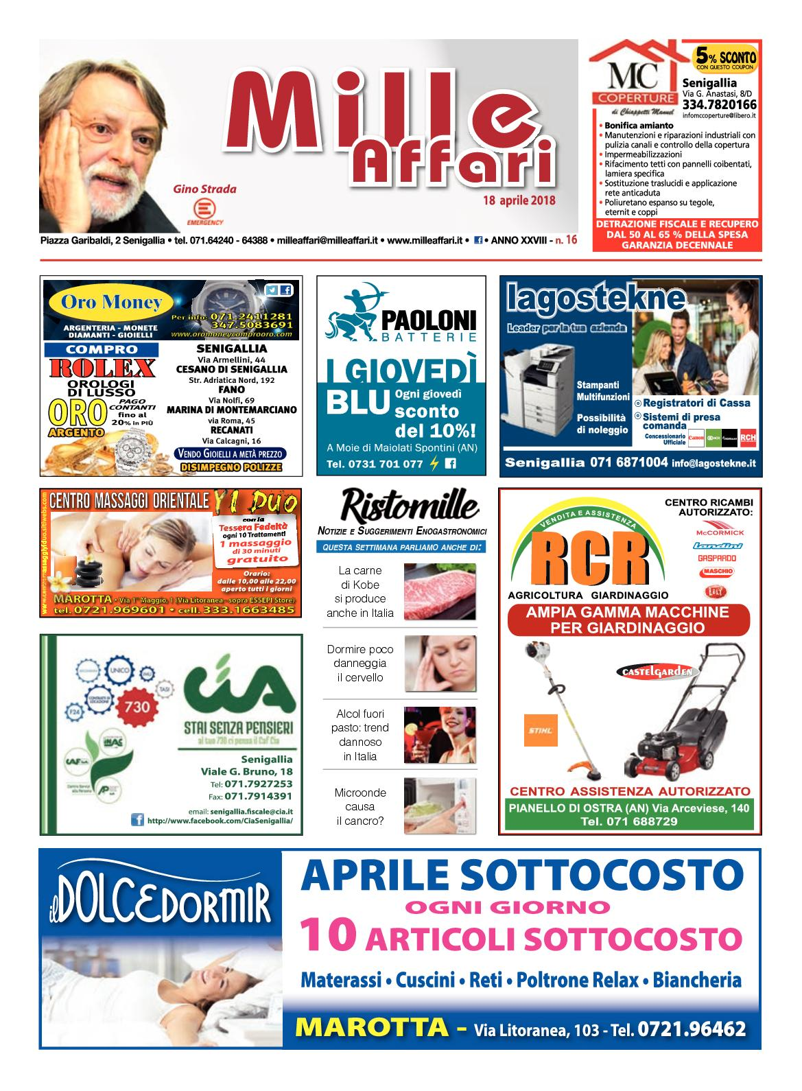 Calaméo - Milleaffari N° 16 del 18.04.18 f6c2174abeb