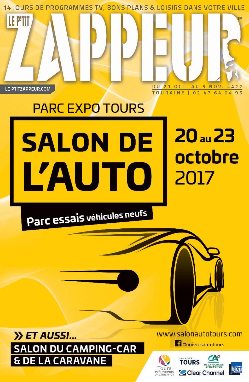 Calaméo - Le P tit Zappeur - tours  422 bce467d183f4