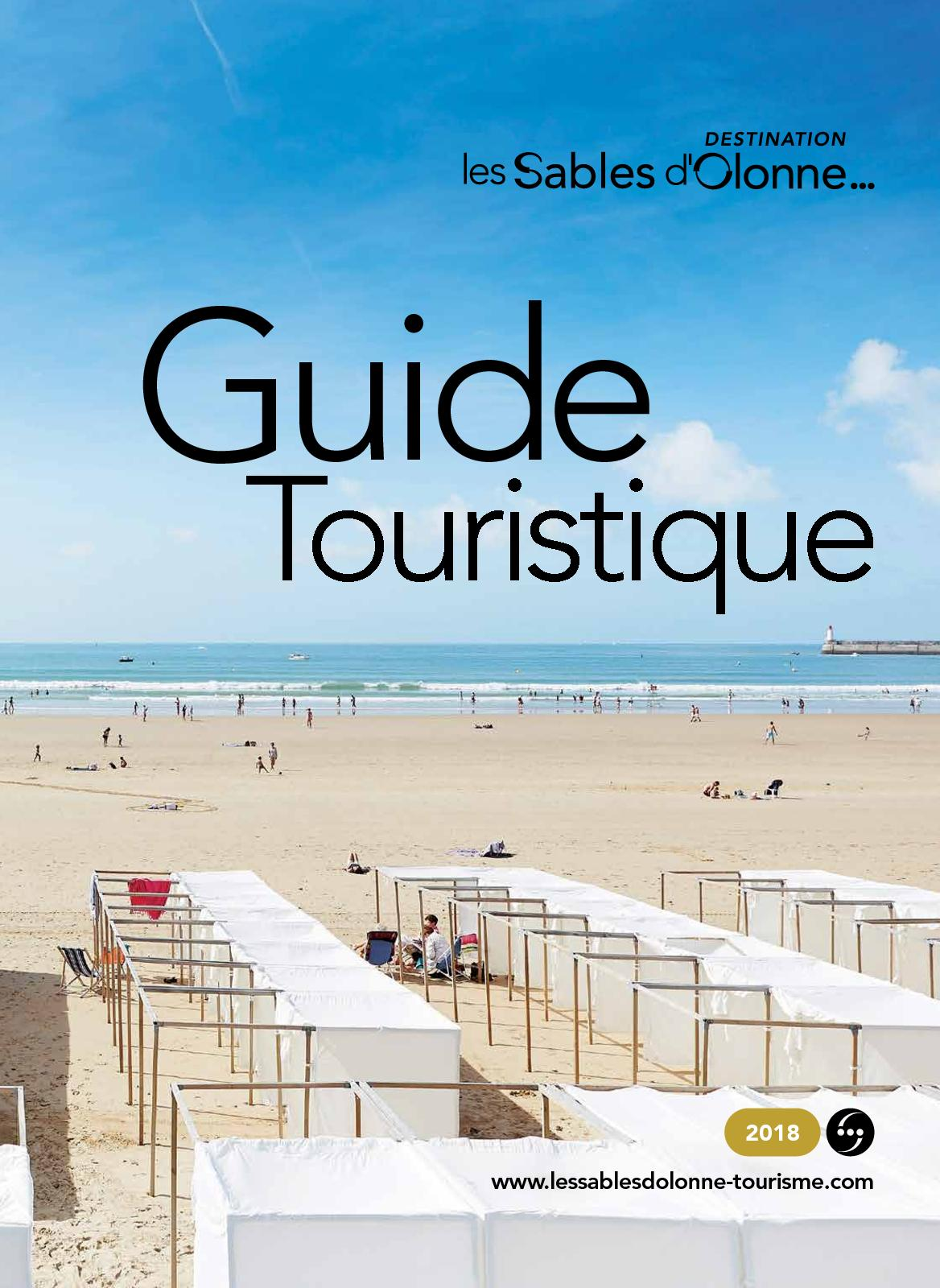 GUIDE TOURISTIQUE 2018
