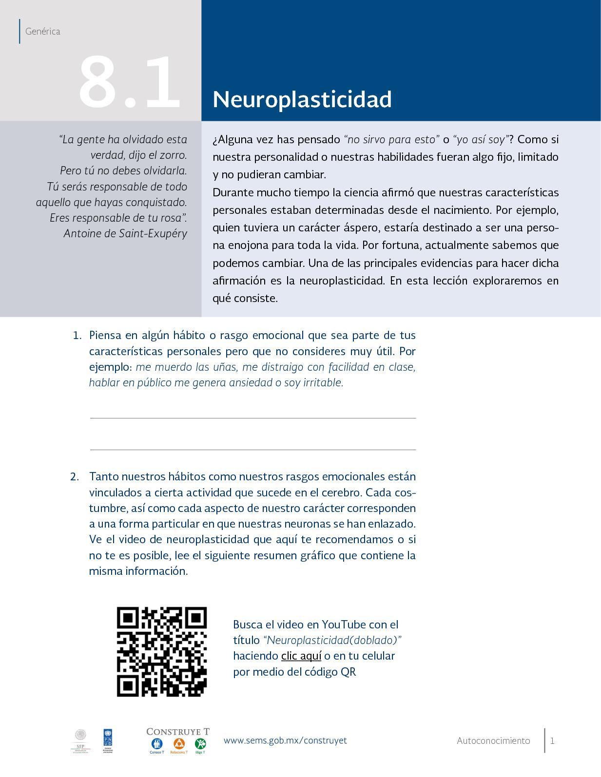 Cuadernillo Generica Para Estudiante Calameo Downloader