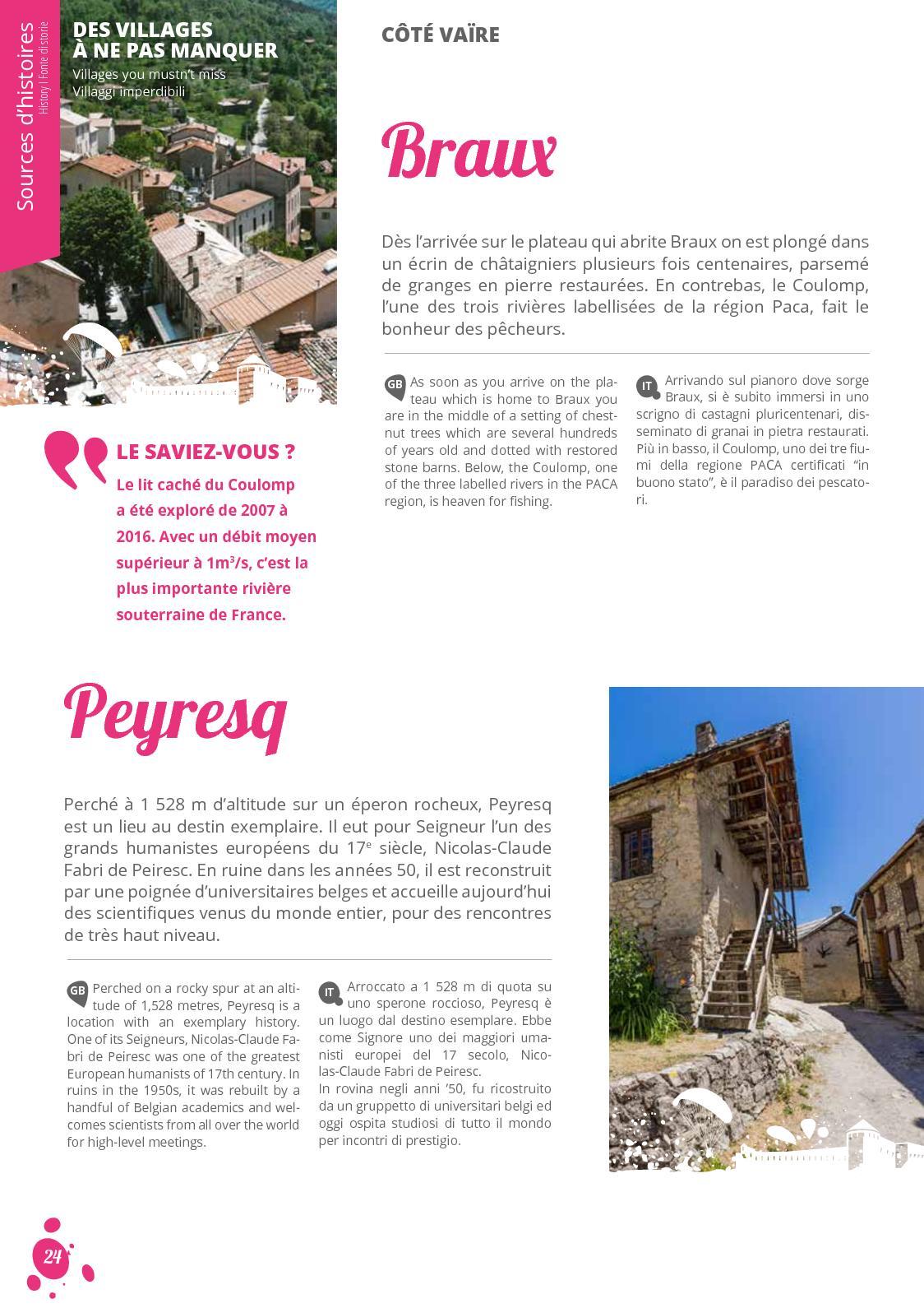 Région SUD (PACA) - Corse