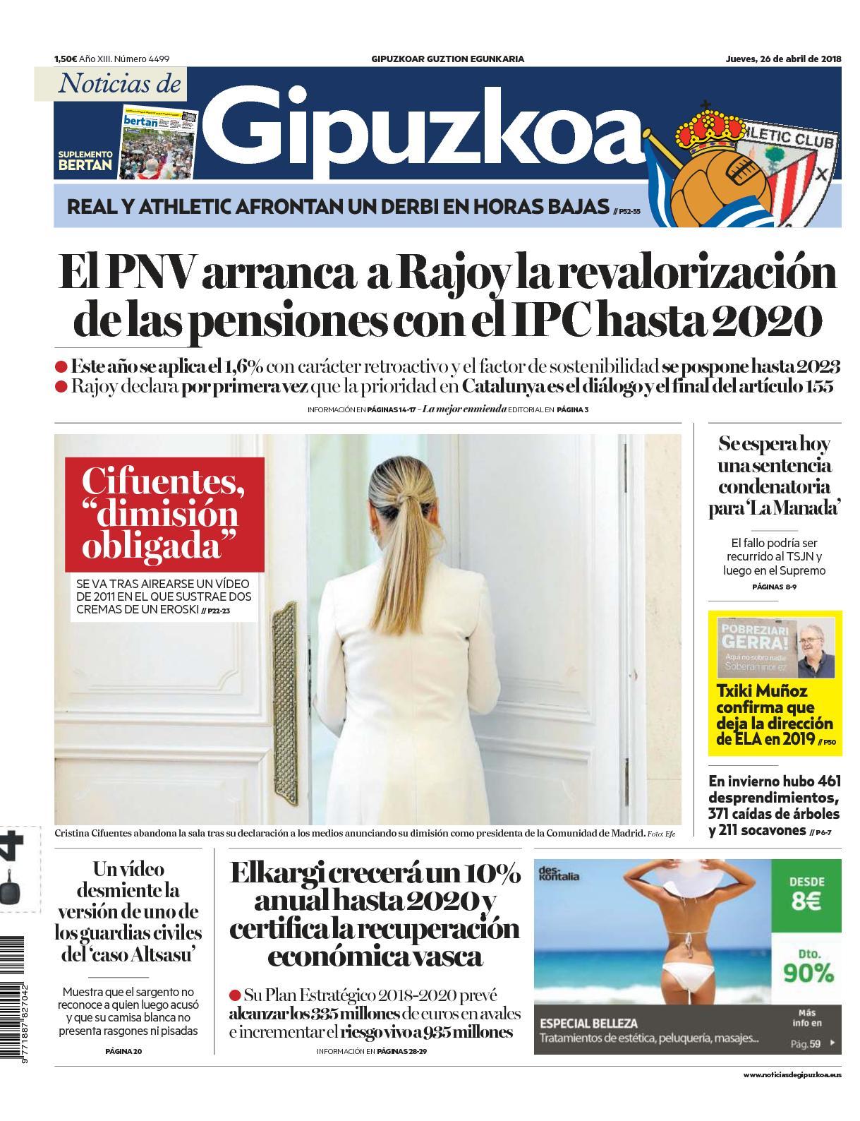 Alba De Silva Actriz Porno El Reflejo Del Vicio calaméo - noticias de gipuzkoa 20180426
