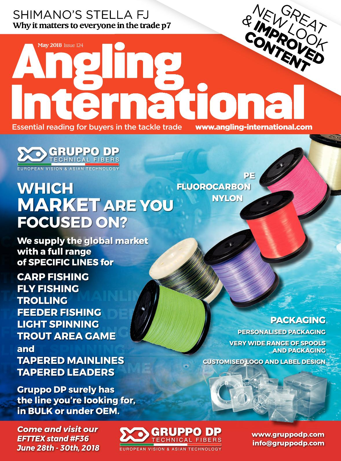 a1d89a55dcb0 Calaméo - Angling International - May 2018 - issue 124