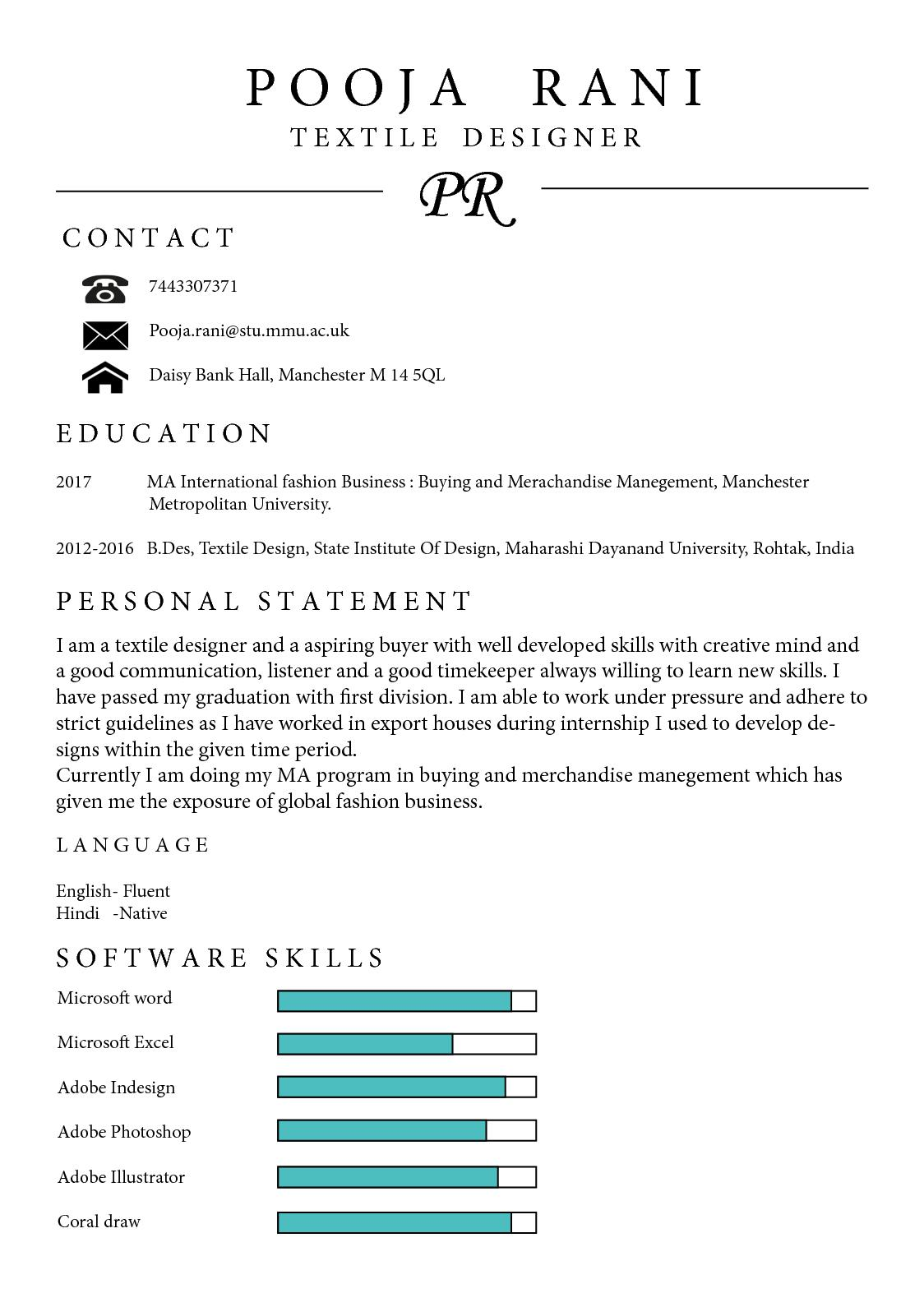 Calaméo - Updated Cv And Cover Letter