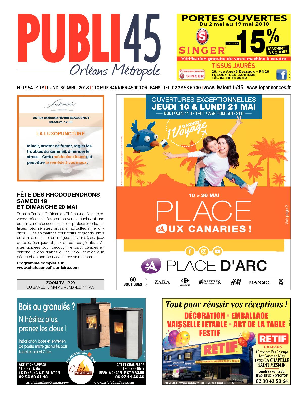 Envia Cuisine Fleury Les Aubrais calaméo - publi 45 182018