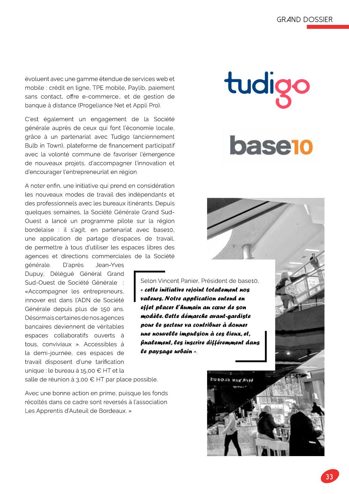 Bordeaux Business 1 Automne 2017 Calameo Downloader
