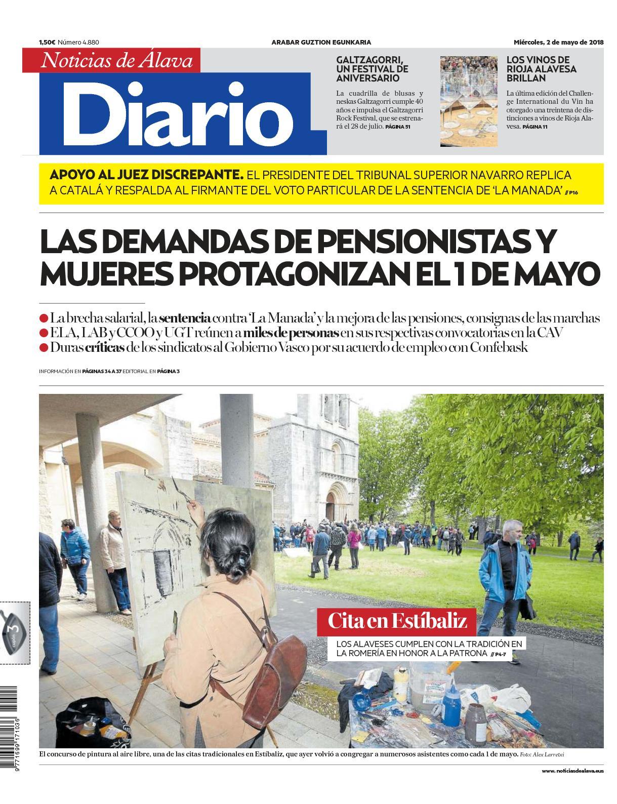 Calaméo Diario De Noticias De álava 20180502