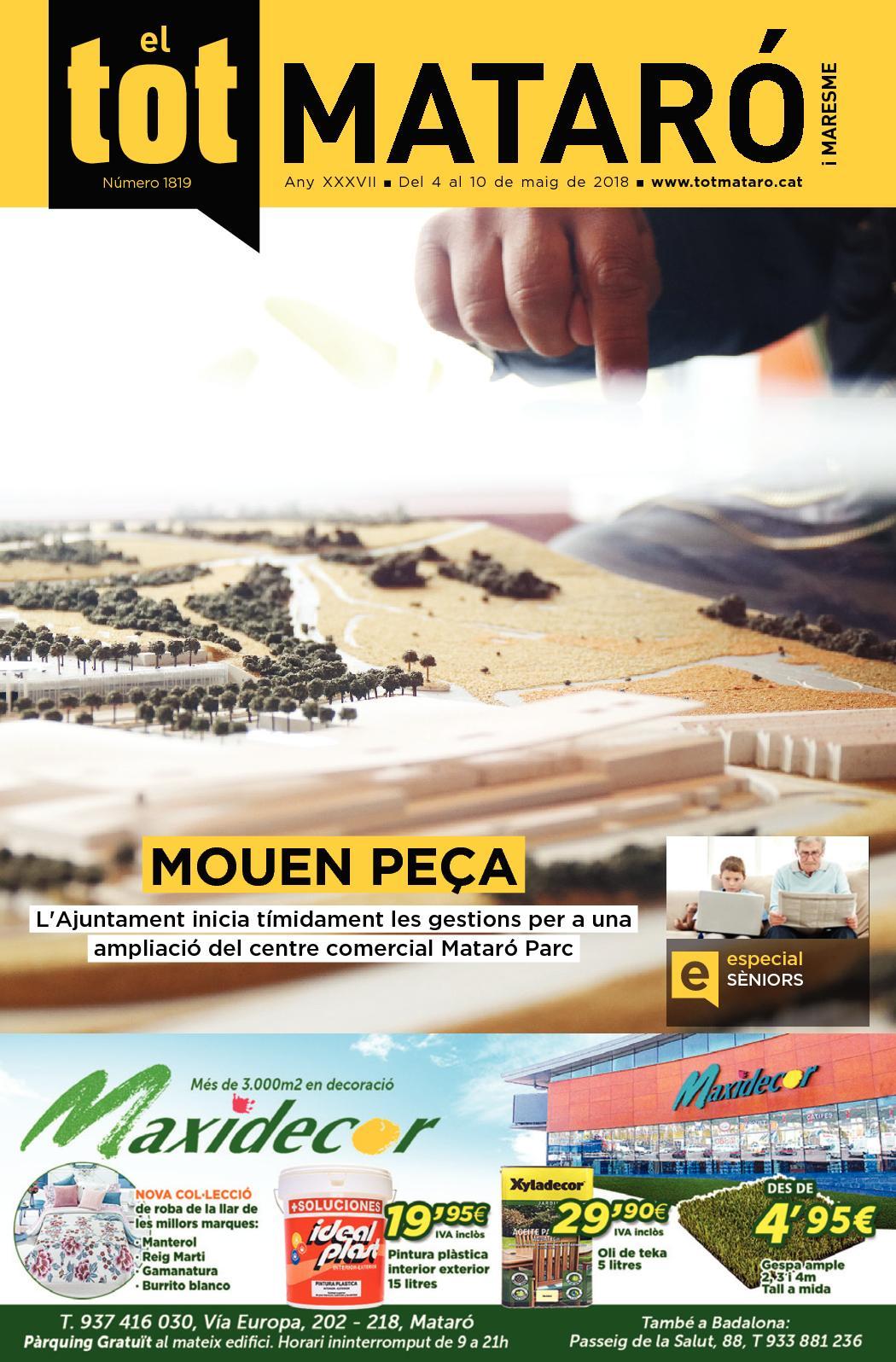 Calaméo - El Tot 1819 (Del 4 al 10 de maig de 2018) a2e91bc30d4