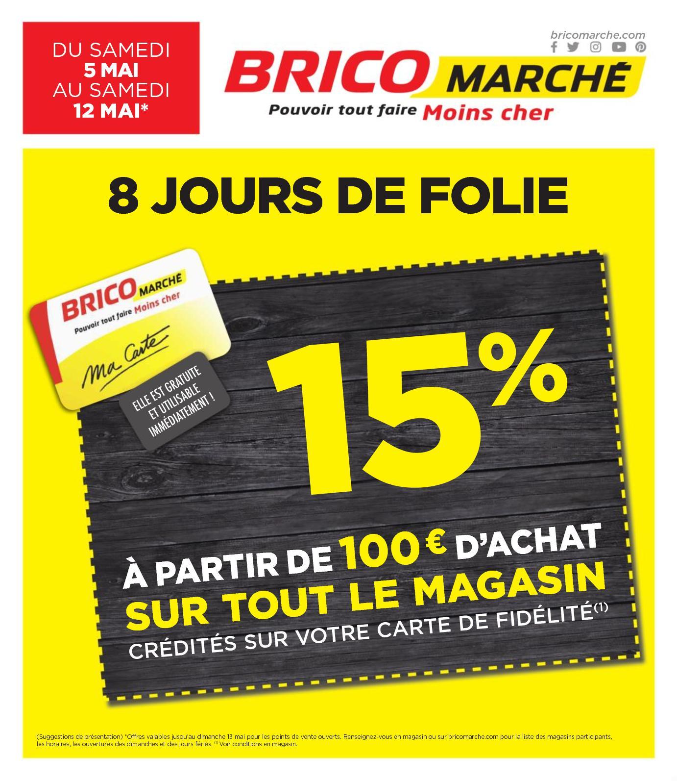 Calaméo Bricomarché Jour De Folie