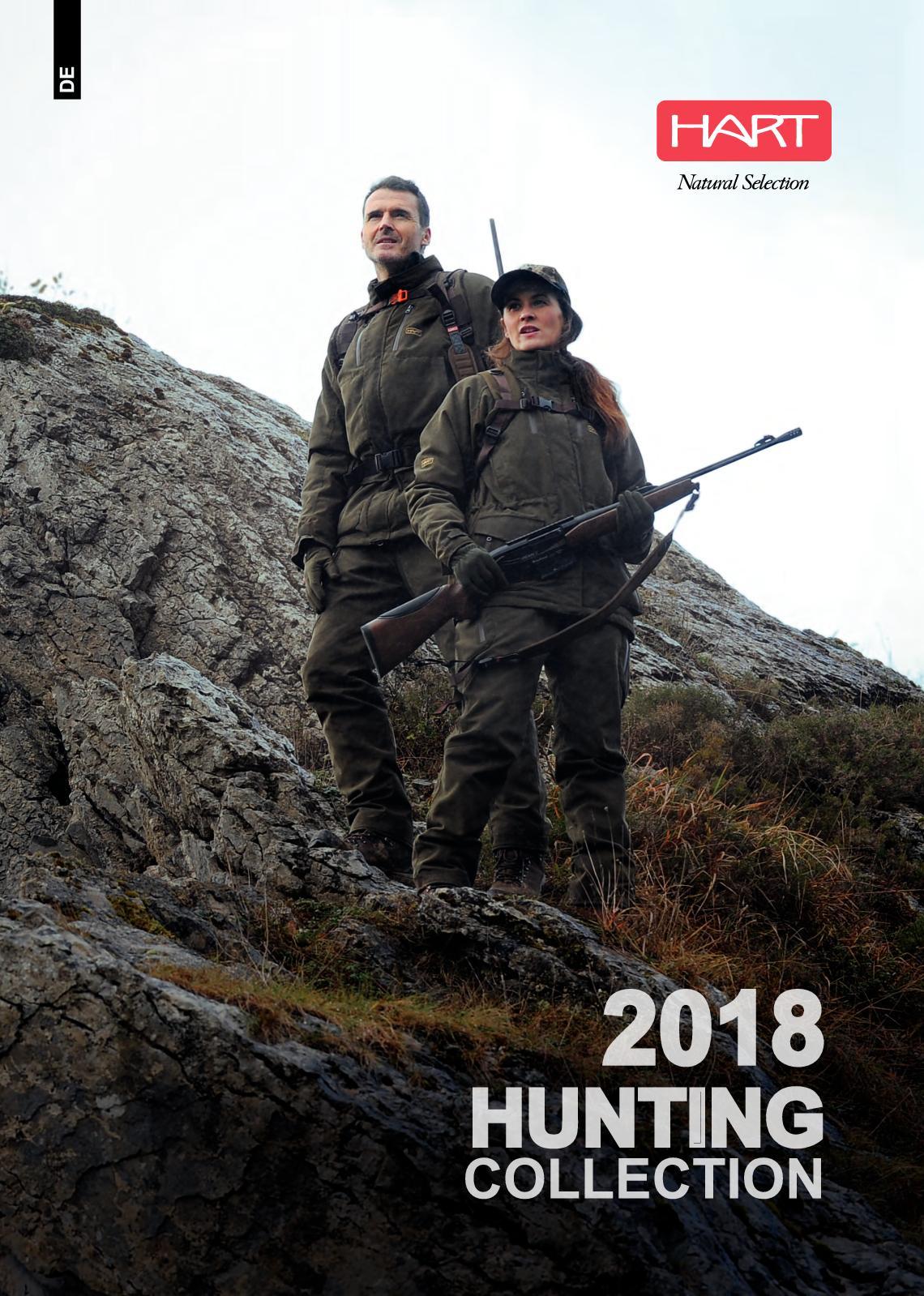 d918a3530ae4e7 Calaméo - HART HUNTING 2018 DE
