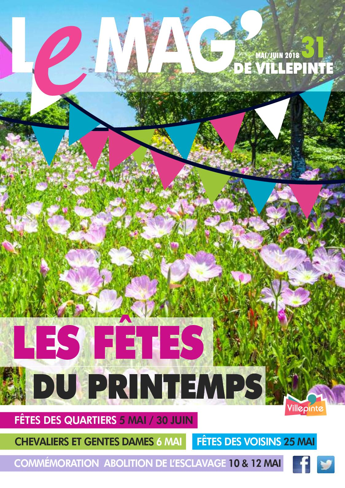 Calaméo - Villepinte Le Mag 31 6945d7eb56c5