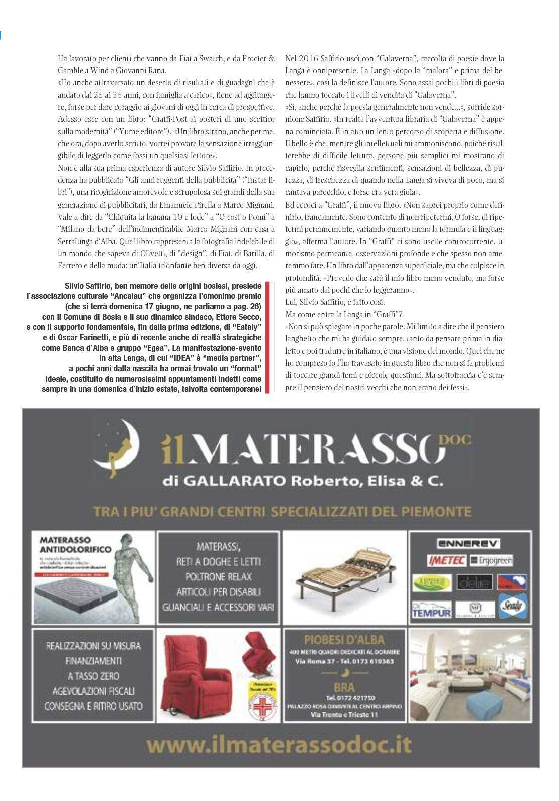 Centro Del Materasso Trieste.Idea 18 100518 Calameo Downloader