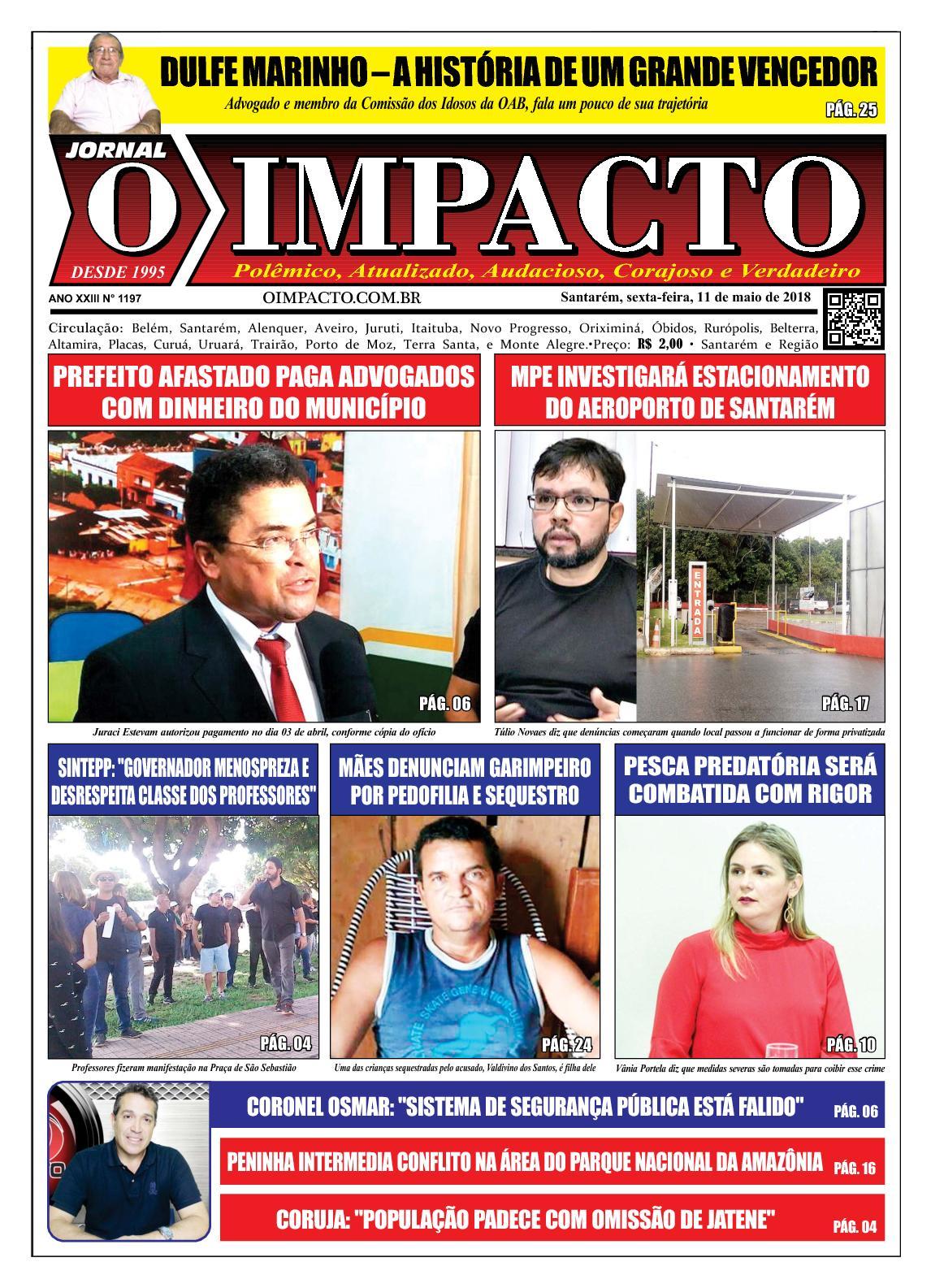 Calaméo - Jornal O Impacto Ed. 1197 dd7a3f9a5aba5
