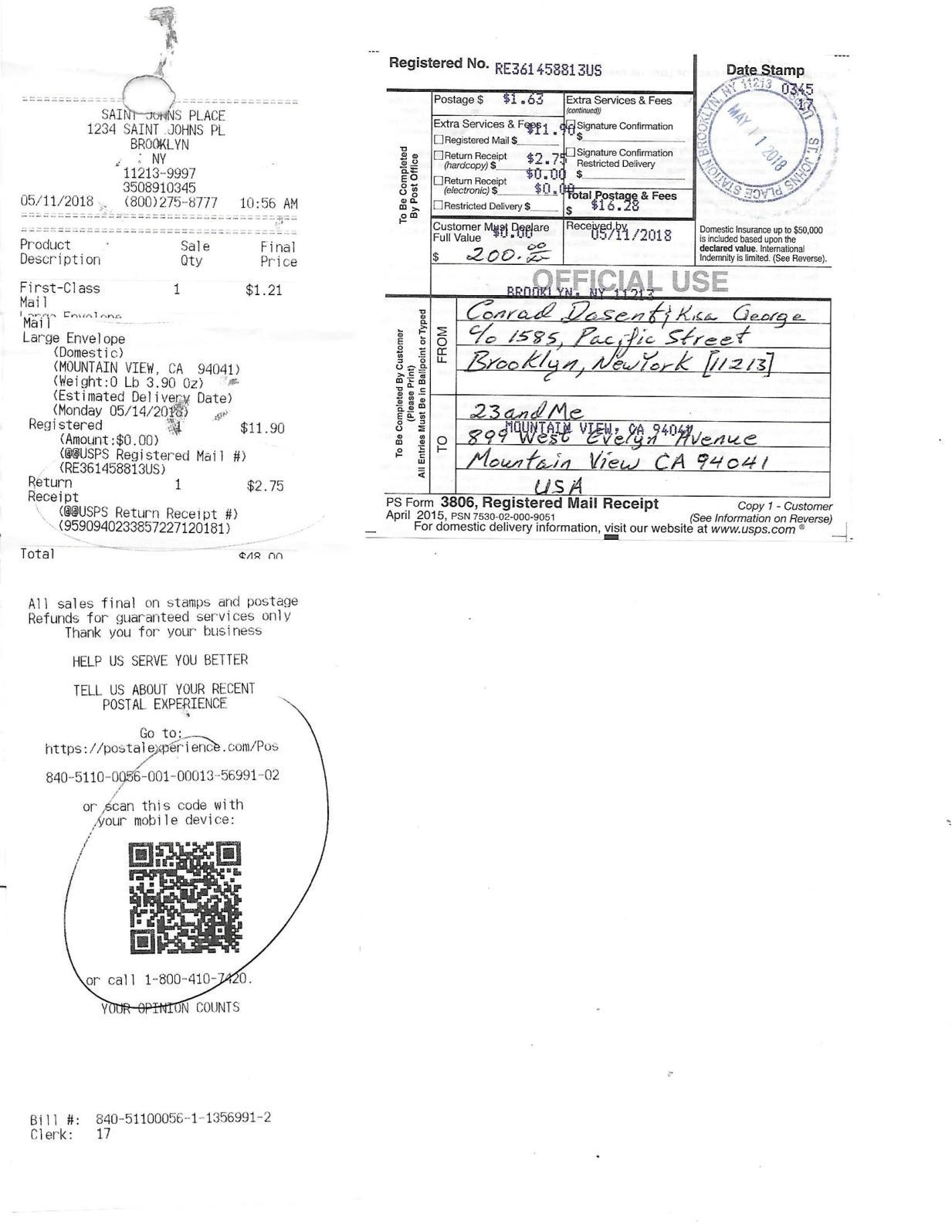 Calaméo - 23andMe Affidavit of Breach of Contract