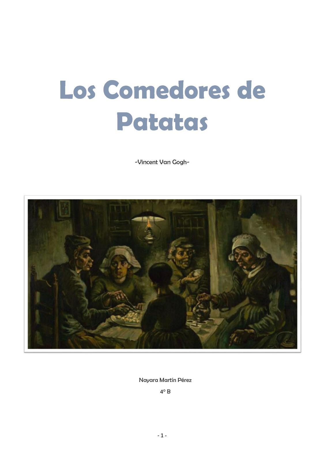 Calaméo - Los Comedores De Patatas