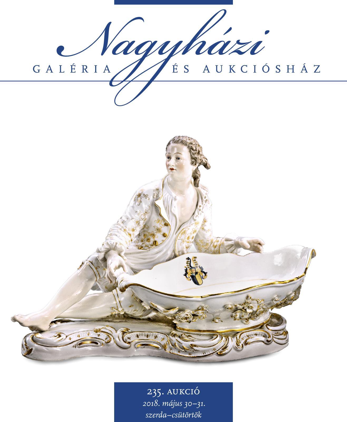 Nagyházi Galéria es Aukciósház - 235. aukció