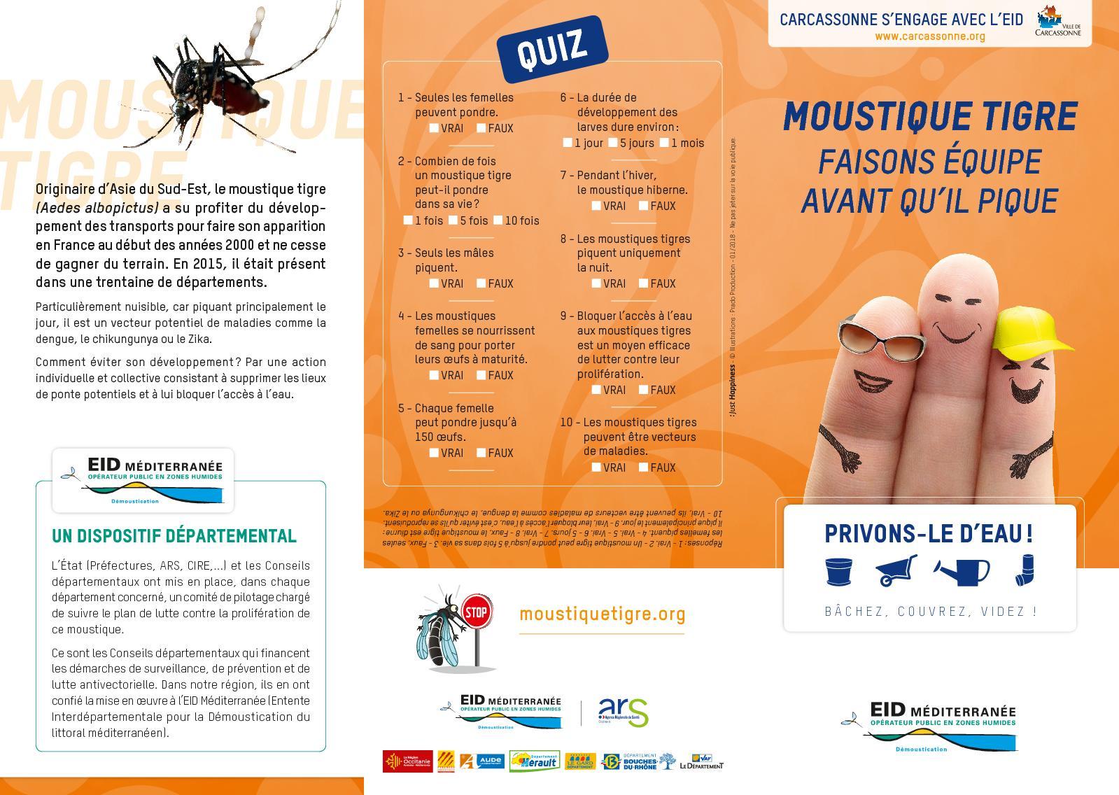 durée de vie du moustique aedes