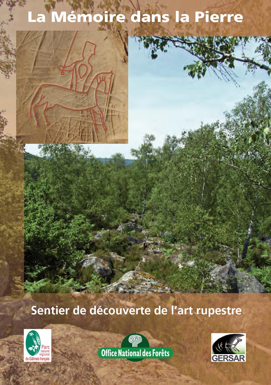 Sentier Mémoire dans la pierre au Vaudoué