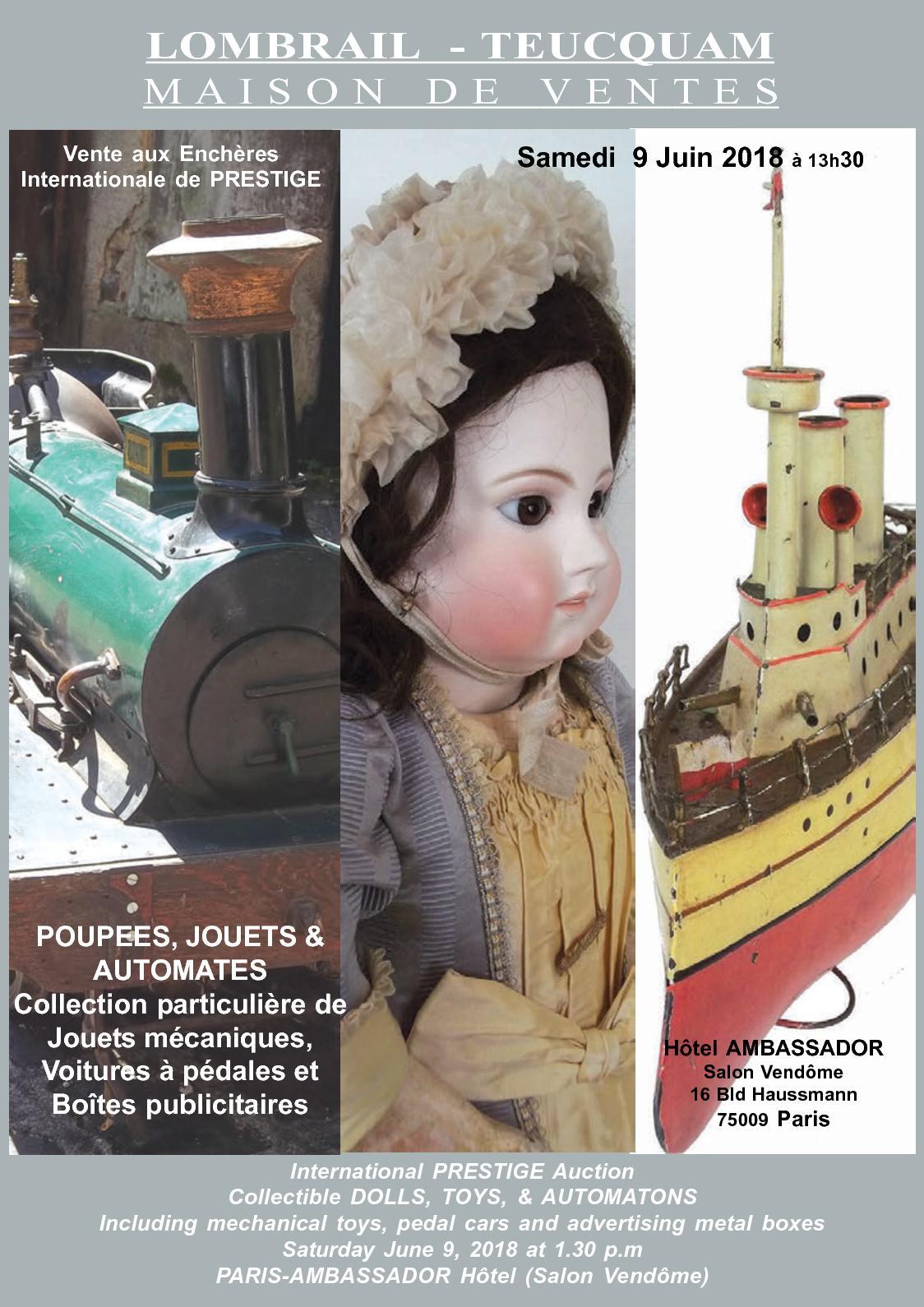 Chariot//Chariot de thé échelle 1:12 mahagonie poupée #02# miniature F D