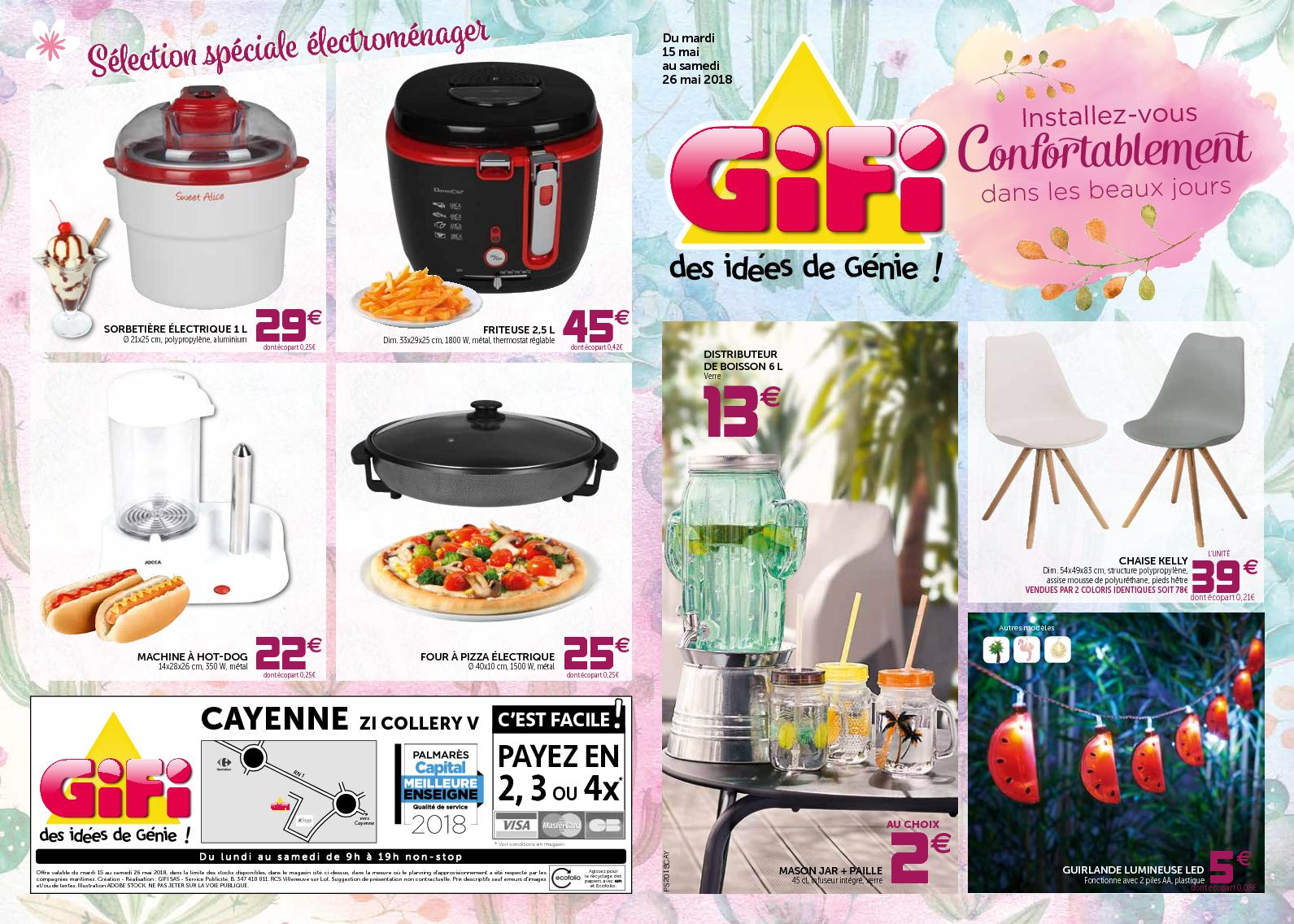 Calaméo Catalogue Gifi Mai 2
