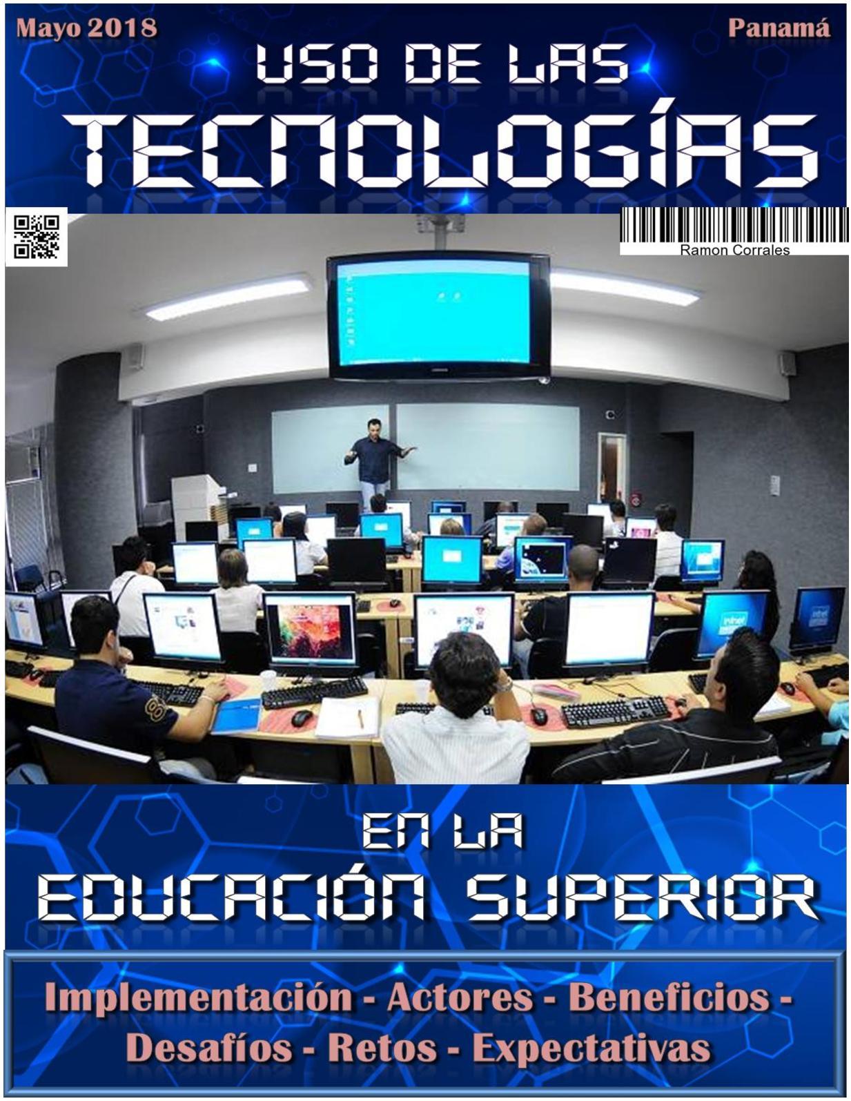 Revista Digital Uso De Las Tecnologias En La Educacion Superior